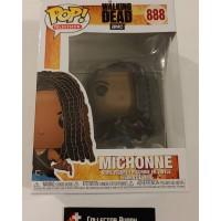 Funko Pop! Television 888 The Walking Dead Michonne Pop Vinyl Figure TWD FU43536