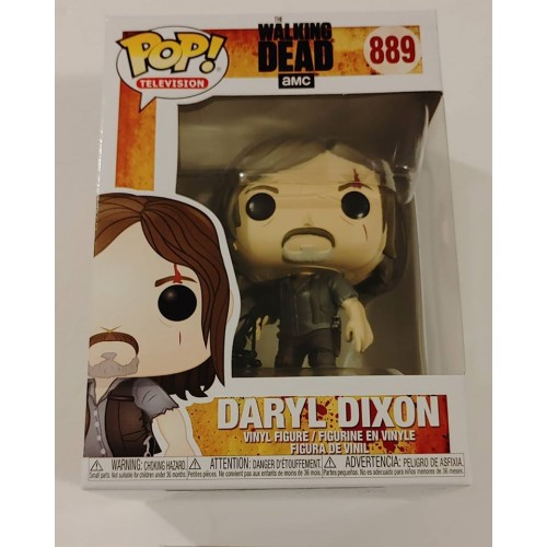 Funko POP Walking Dead #889 Daryl Dixon