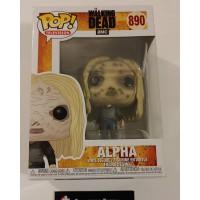 Funko Pop! Television 890 The Walking Dead Alpha Pop Vinyl Figure TWD FU43535