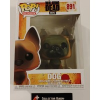 Funko Pop! Television 891 The Walking Dead Dog Pop Vinyl Figure TWD FU43533