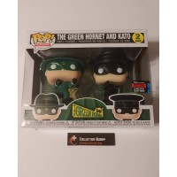 Funko Pop! Television The Green Hornet and Kato Convention Exclusive NYCC Pop FU43357