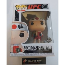Funko Pop! UFC 09 GSP George St-Pierre St Pierre Pop Vinyl Figure FU37802