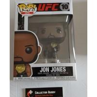 Funko Pop! UFC 10 Jon Jones Bones Pop Vinyl Figure FU44674