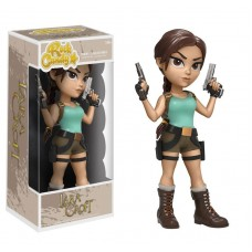 Funko Rock Candy Lara Croft Vinyl Action Figure FU11644