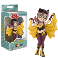 Funko Rock Candy DC Comic Bombshells Batgirl Bat Girl Vinyl Figure FU23780