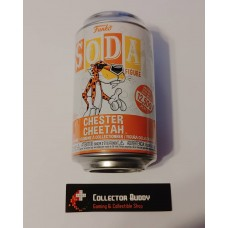 Funko Vinyl Soda Chester Cheetah Figure Sealed Can Limited Edition 12,500 Pcs