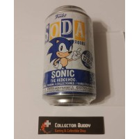 Funko Vinyl Soda Sonic The Hedgehog Figure Sealed Can Limited Edition 12,500 Pcs