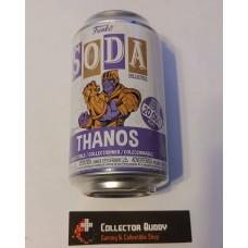 Funko Vinyl Soda Marvel Thanos Sealed Can Limited Edition 20,000 Pcs