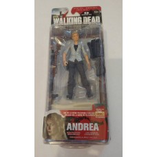 "McFarlane AMC The Walking Dead TWD Andrea 5"" Action Figure Series 4"