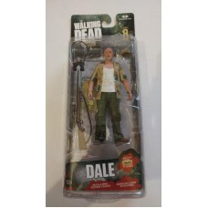 "McFarlane AMC The Walking Dead TWD Dale Horvath 5"" Action Figure Series 8"