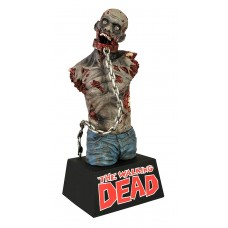 Diamond Select Toys The Walking Dead TWD Michonne's Pet Zombie Vinyl Bust Piggy Bank