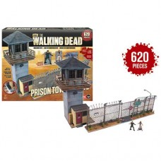 McFarlane AMC The Walking Dead TWD Construction Prison Tower Gate Glenn 620Pcs