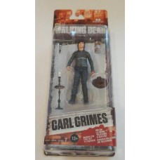 "McFarlane AMC The Walking Dead TWD Carl Grimes 5"" Action Figure Series 7"