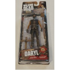 "McFarlane AMC The Walking Dead TWD Daryl Dixon Dirt 6"" Action Figure Series 9"