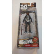 "McFarlane AMC The Walking Dead TWD Michonne Constable 6"" Action Figure Series 9"
