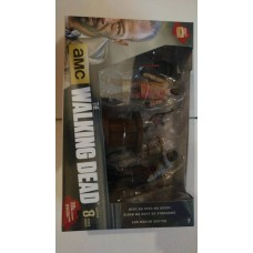 McFarlane AMC The Walking Dead TWD Morgan & Walker Deluxe Action Figure Series 8