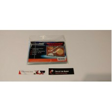 Ultra Pro - 1 Pack of 100 - Vertical Format Booklet Soft Sleeves