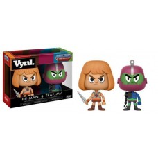 Funko Vynl Master of the Universe He-Man & Trapjaw MOTU Vinyl Figure 2-Pack FU20185