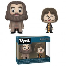 Funko Vynl Harry Potter Rubeus Hagrid and Harry Potter Vinyl Figure 2-Pack
