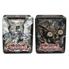 Yugioh Both Tins of Redox & Tempest -  Contains 10 Booster Packs & much morel